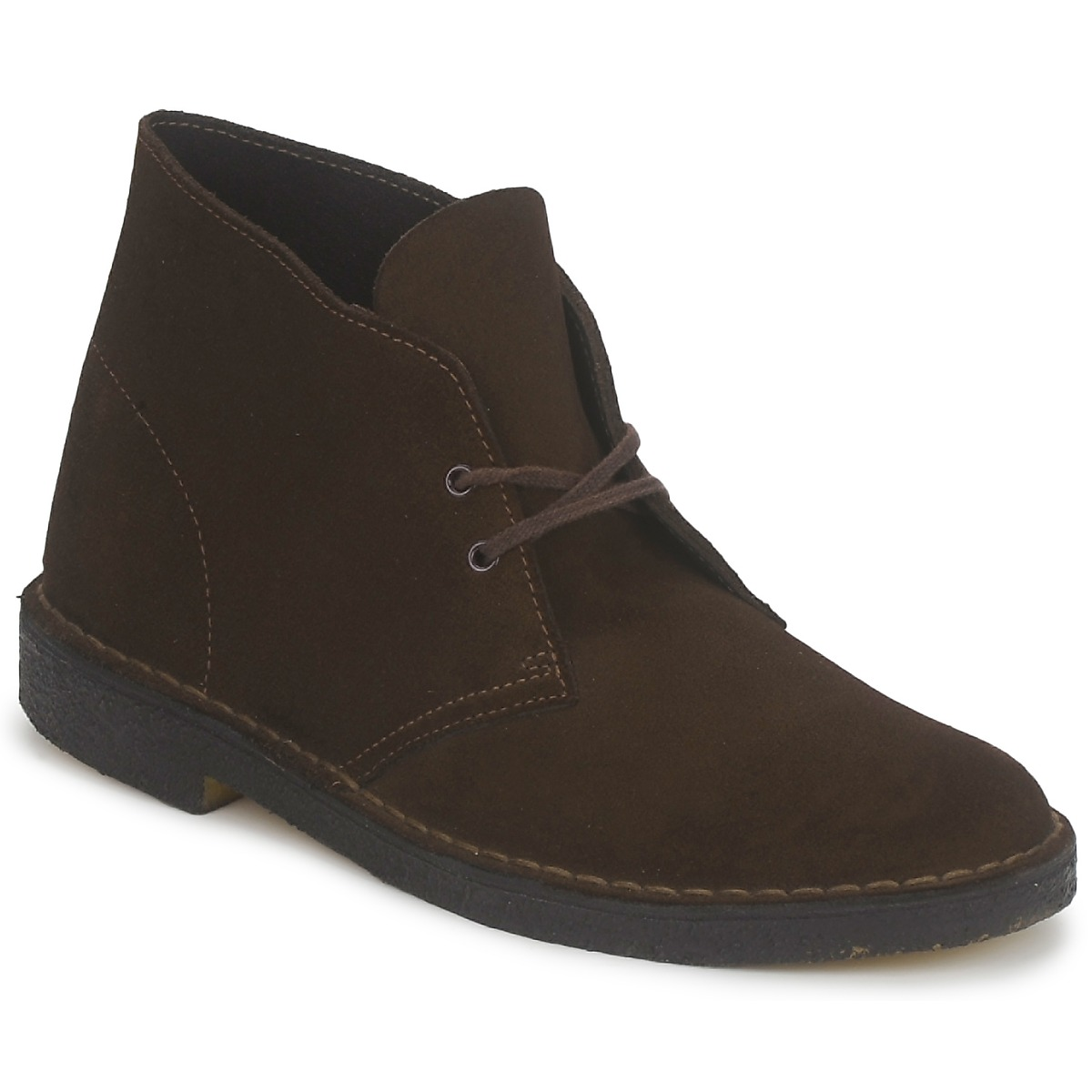 Clarks DESERT BOOT Marrone