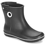 Stivali da pioggia Crocs JAUNT SHORTY BOOT W-BLACK
