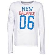 T-shirts a maniche lunghe New Balance NBSS1404 GRAPHIC LONG SLEEVE TEE