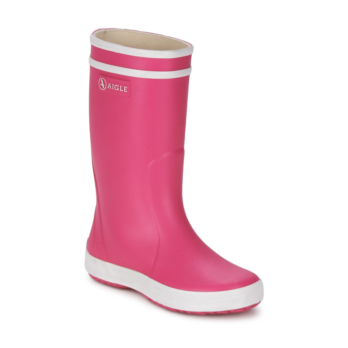 Aigle LOLLY-POP Rosa / Bianco