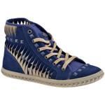 Sneakers alte Fornarina Sneaker Mid Bulloni Casual