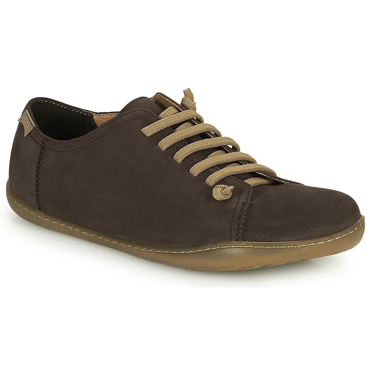 derby camper peu cami marrone consegna gratuita con scarpe uomo 144 00. Black Bedroom Furniture Sets. Home Design Ideas