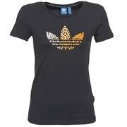 T-shirt maniche corte adidas Originals LEO TREFOIL TEE