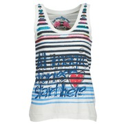 Top / T-shirt senza maniche Desigual MARY