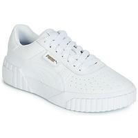 Scarpe Donna Sneakers basse Puma CALI Bianco