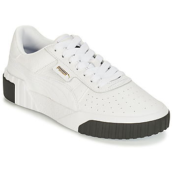 Scarpe Donna Sneakers basse Puma CALI Bianco / Nero