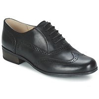 Scarpe Donna Richelieu Clarks HAMBLE OAK Nero