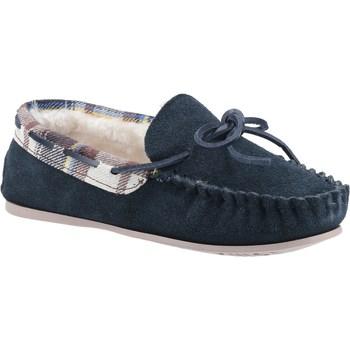 Scarpe Donna Pantofole Cotswold  Blu navy