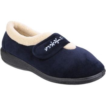 Scarpe Donna Pantofole Fleet & Foster  Blu navy
