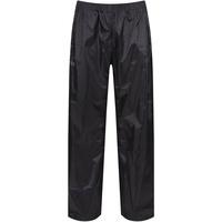 Abbigliamento Uomo Pantaloni morbidi / Pantaloni alla zuava Regatta  Nero