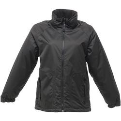 Abbigliamento Donna giacca a vento Regatta  Nero