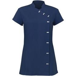 Abbigliamento Donna Abiti corti Alexandra AX003 Blu navy