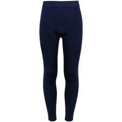 Abbigliamento Bambina Leggings Tridri TR17B Blu navy