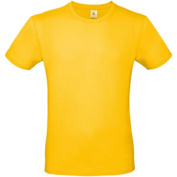 Abbigliamento Uomo T-shirt maniche corte B And C TU01T Dorato