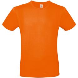 Abbigliamento Uomo T-shirt maniche corte B And C TU01T Arancio