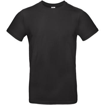 Abbigliamento Uomo T-shirt maniche corte B And C TU03T Nero