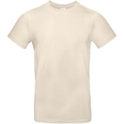 Abbigliamento Uomo T-shirt maniche corte B And C TU03T Naturale
