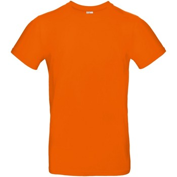 Abbigliamento Uomo T-shirt maniche corte B And C TU03T Arancio