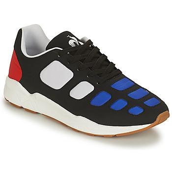 Scarpe Uomo Sneakers basse Le Coq Sportif ZEPP Nero / Blu / Rosso