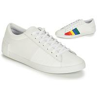 Scarpe Donna Sneakers basse Le Coq Sportif FLAG Bianco / Multicolore