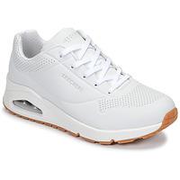 Scarpe Donna Sneakers basse Skechers UNO Bianco