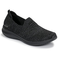 Scarpe Donna Slip on Skechers ULTRA FLEX Nero