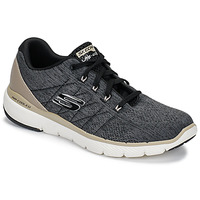 Scarpe Uomo Fitness / Training Skechers FLEX ADVANTAGE 3.0 Nero