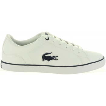 Scarpe Bambina Sneakers basse Lacoste 36CAJ0013 LEROND Blanco