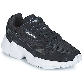 Scarpe Donna Sneakers basse adidas Originals FALCON W Nero