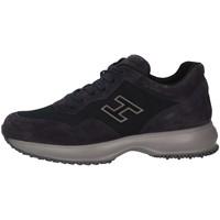 Scarpe Unisex bambino Sneakers basse Hogan HXR00N0V310IBH123L Sneakers Bambino Blu Blu