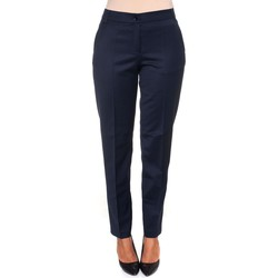 Abbigliamento Donna Chino Armani Pantalone classico blu