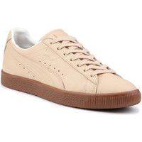 Scarpe Uomo Sneakers basse Puma Lifestyle shoes  Clyde Veg Tan Naturel 364451 01 beige