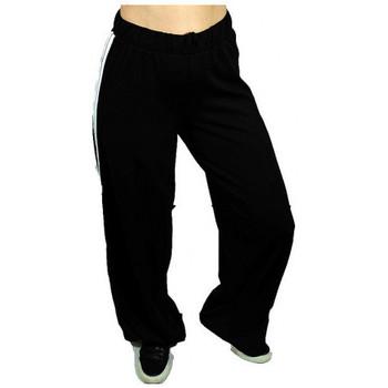 Abbigliamento Donna Pantaloni da tuta Only ONLBRILLANTSANAWIDEPANTJRSPantaloni nero