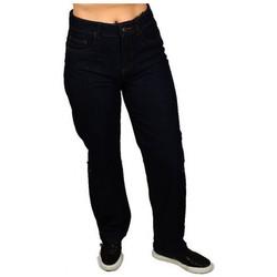 Abbigliamento Donna Pantaloni da tuta Only ONLAFIAREGSTRAIGHTJEANSDNMPantaloncini blu