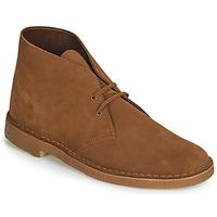 Scarpe Uomo Stivaletti Clarks Desert Boot Marrone