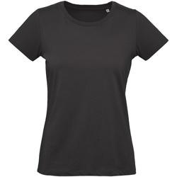 Abbigliamento Donna T-shirt maniche corte B And C Inspire Nero