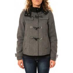 Abbigliamento Donna Cappotti Vero Moda Dana Short Jacket 10114485 Anthracite Grigio