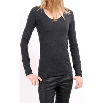 Abbigliamento Donna Maglioni American Vintage PULL CIN235H10 ANTHRACITE Grigio