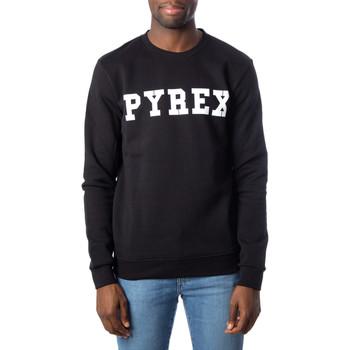 Abbigliamento Uomo Felpe Pyrex 34203 Nero