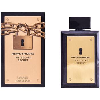 Bellezza Uomo Eau de toilette Antonio Banderas The Golden Secret Edt Vaporizador  200 ml