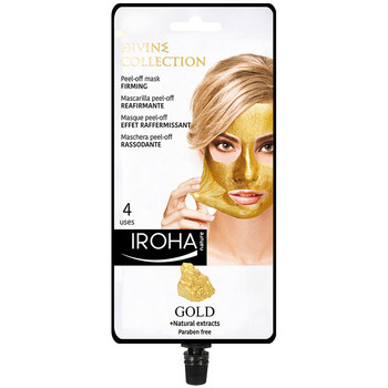 Bellezza Donna Maschere & scrub Iroha Nature Gold Peel-off Firming Mask