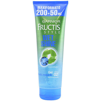 Bellezza Maschere &Balsamo Garnier Fructis Style Wet Shine Gel Efecto Mojado  250 ml