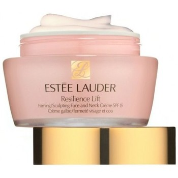 Bellezza Donna Corpo e Bagno Estee Lauder RESILIENCE LIFT Face and Neck Creme SPF15 50ml Multicolore