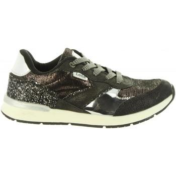 Scarpe Bambina Sneakers basse Lois Jeans 83899 Negro