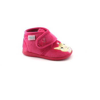 Scarpe Unisex bambino Pantofole Grunland GRU-I18-PA1051-FU Rosa