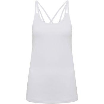Abbigliamento Donna Top / T-shirt senza maniche Tridri TR029 Bianco