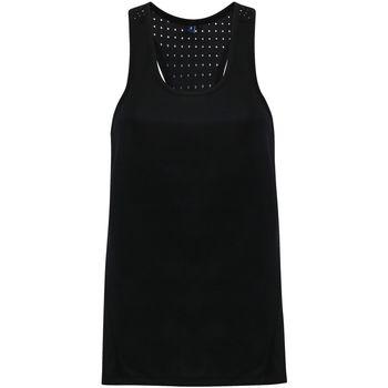 Abbigliamento Donna Top / T-shirt senza maniche Tridri TR041 Nero