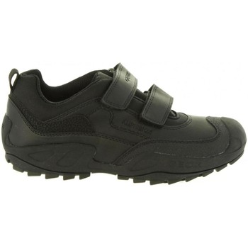 Scarpe Bambino Sneakers basse Geox J841WB 05411 J NEW SAVAGE Negro