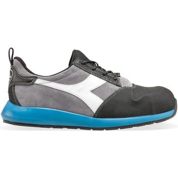 Scarpe Sneakers basse Utility Diadora D-LIFT LOW PRO S3 SRC HRO ESD C2541 - NERO-GRIGIO