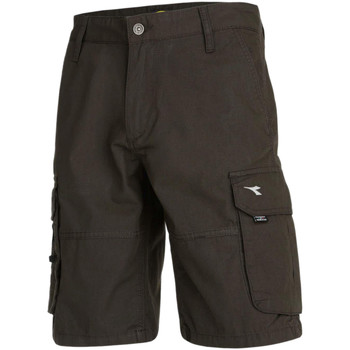 Abbigliamento Uomo Shorts / Bermuda Utility Diadora WONDER II  ISO 13688:2013 80006 - NERO ABETE